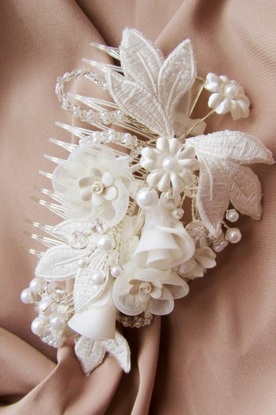 Свадебный гребешок