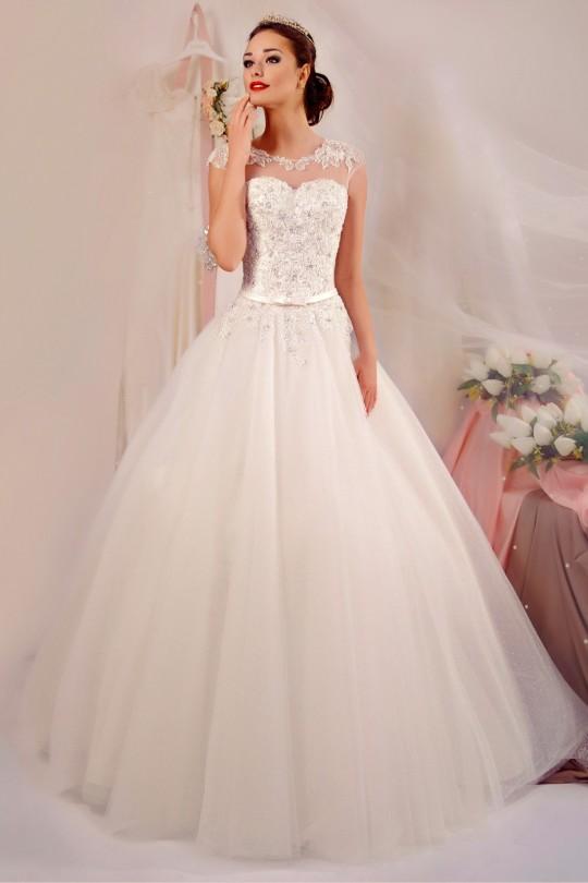 a3a9e3b61e4 122 Лола. 122 Лола. Красивое свадебное платье ...