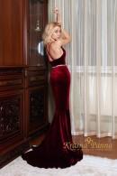 Длинное вечернее платье Martina strong