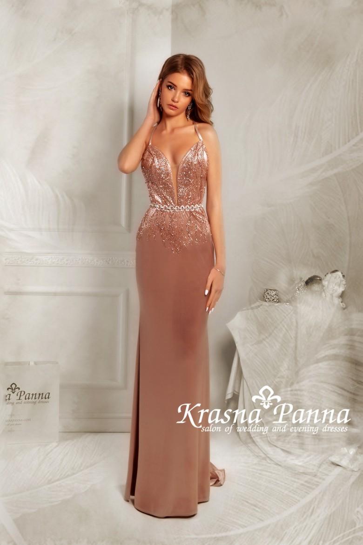 вечернее платье Peyton